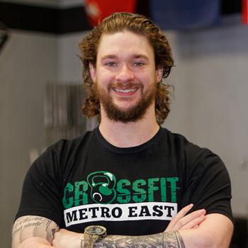 CrossFit MetroEast Coach